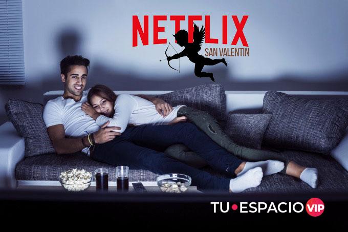 Las 5 mejores películas para San Valentín en Netflix